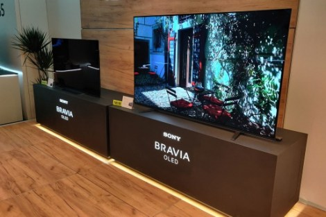 Sony LCD and OLED TVs