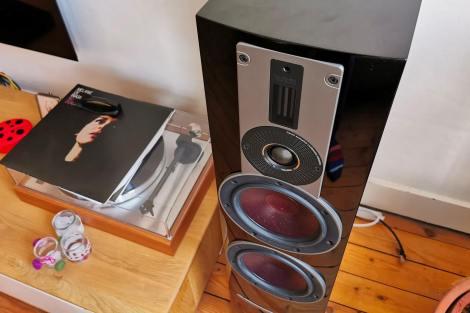Dali Rubicon 6C Speakers