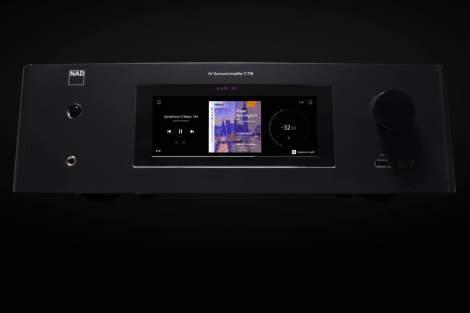NAD T 778 -AV receiver