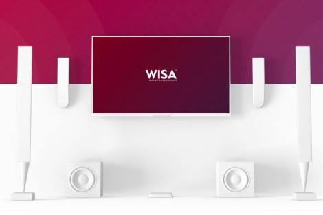 WiSA SoundSend box