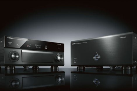 difference between an amplifier and a receiver