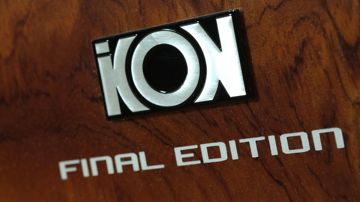 Ikon Avara – Final Edition: Logo