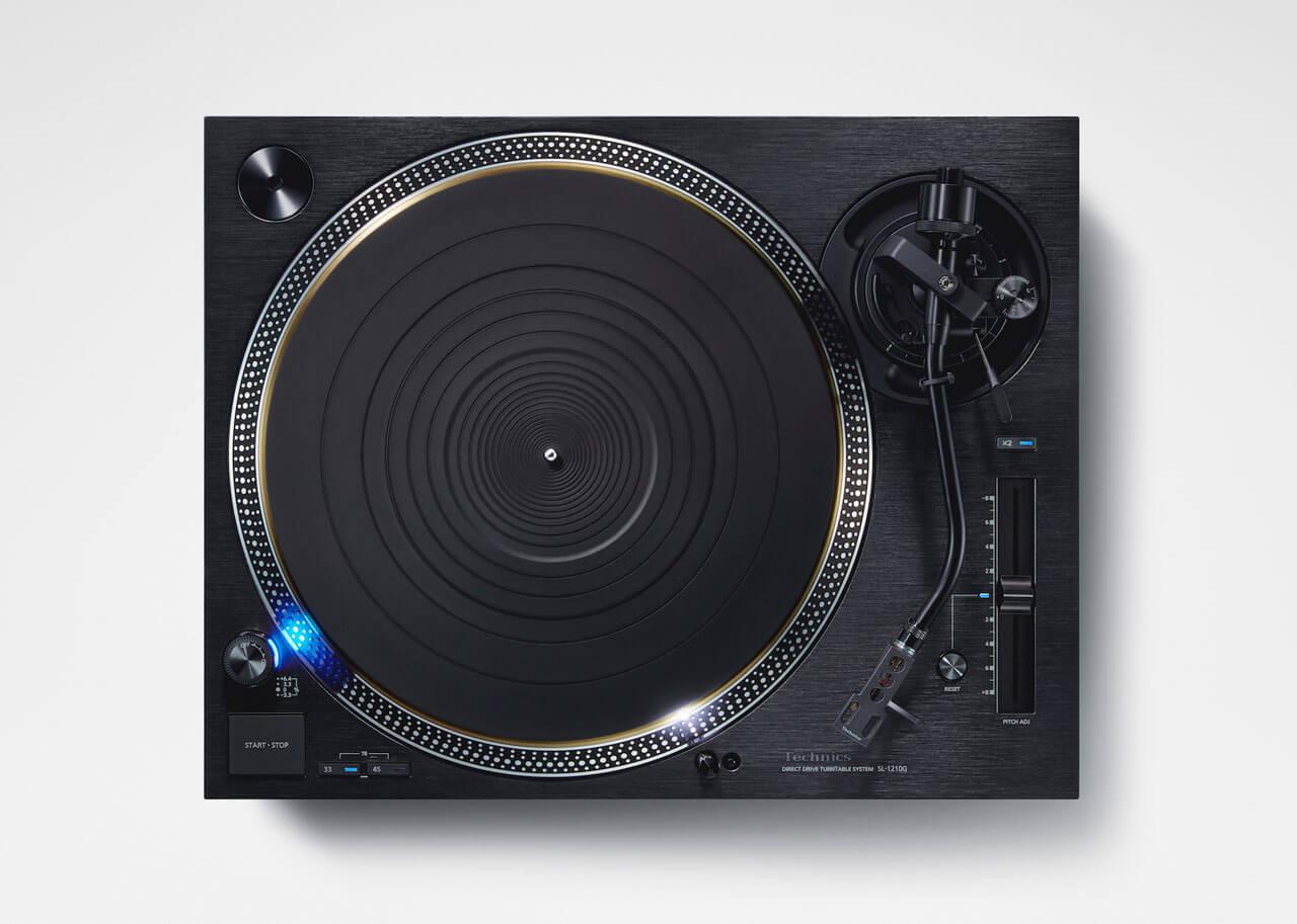 Turntable Technics SL-1210G