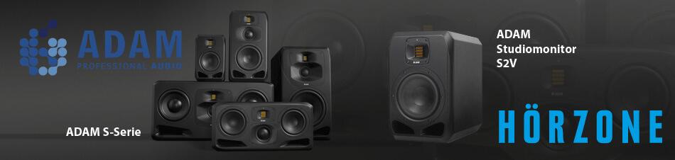 Adam audio / listening zone