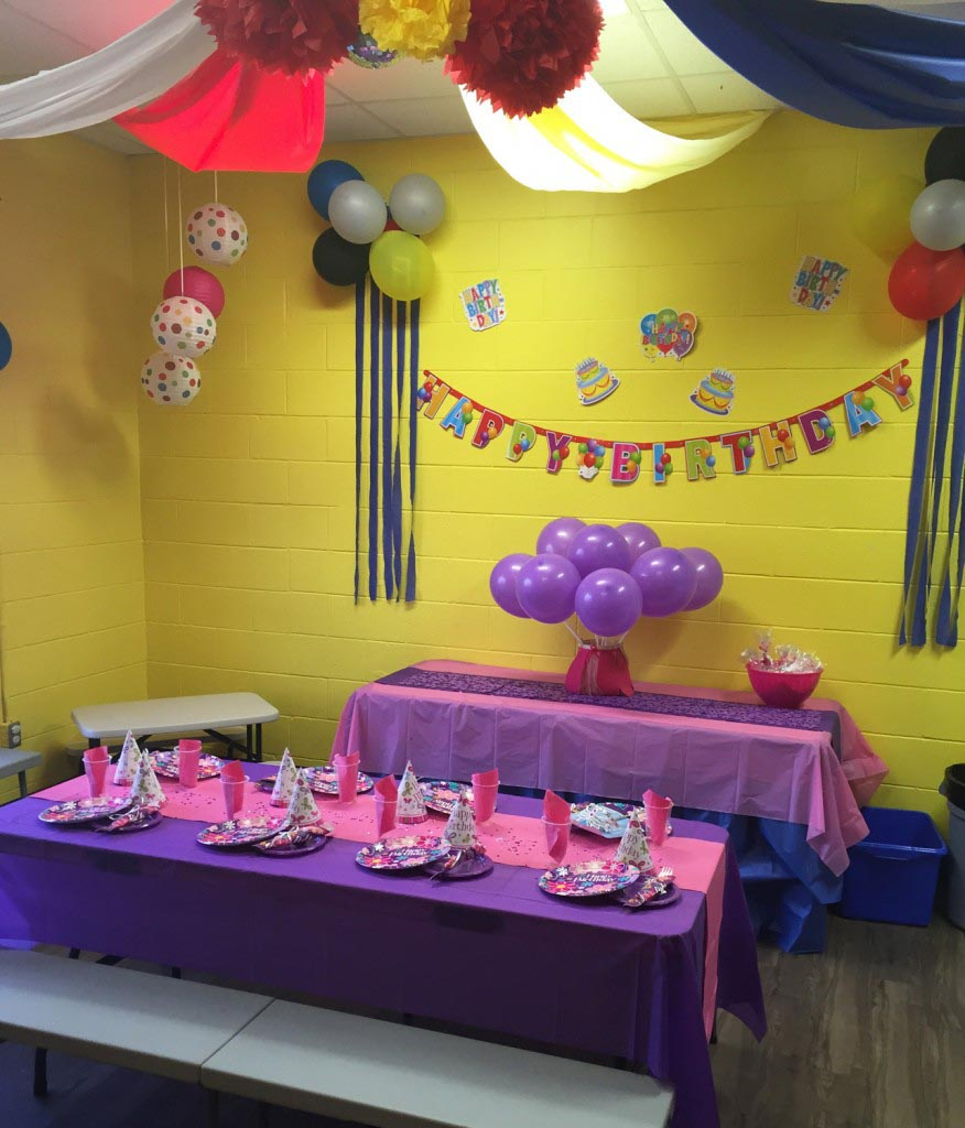 Birthday Decoration Ideas Home Kids