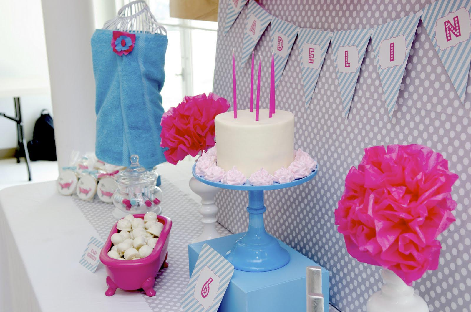Basic Ideas For Spa Party Supplies