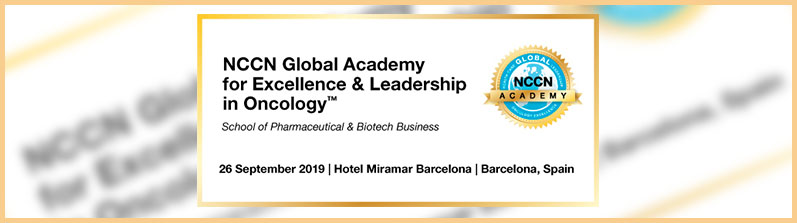 AFI will be attending the NCCN Congress in Barcelona, Spain