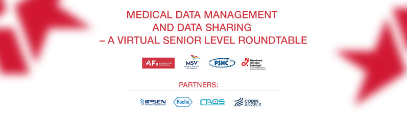 Medical Data Management and Data Sharing – A Virtual Senior Level Roundtable