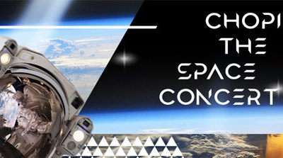 Chopin. The Space Concert is available for free streaming!
