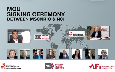Alliance for Innovation supports Polish-American oncological institutions in the joint fight against cancer
