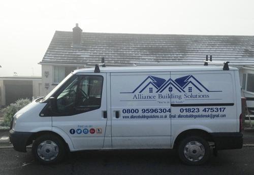 van-alliance-building-solutions-roofing-taunton-somerset