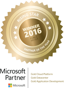 Alliance Named Microsoft Rising Star Partner of the Year 2016