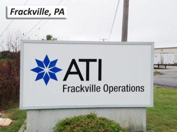 ATI Frackville_PA Install7_31_14