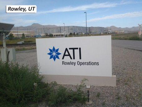 Rowly, Nevada