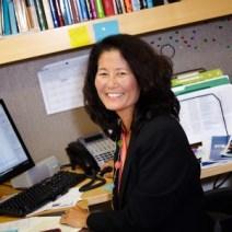 AHF-Alliance-Healthcare-Foundation-Nancy-Computer-Smiling