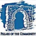 pillars of the community logo