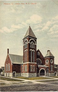 Union Avenue Methodist Episcopal Church