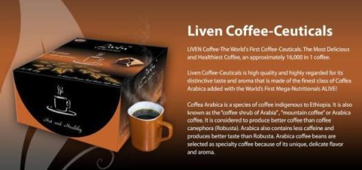 Livén Alkaline Coffee