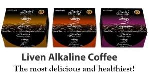 aim global liven coffee