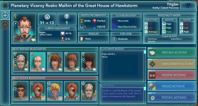Each character in AotSS is unique.