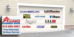 Replace Home Garage Doors Austin