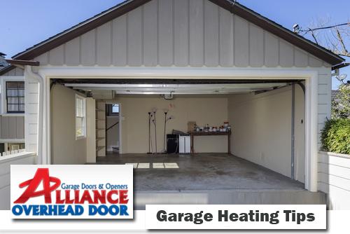 Austin Home Garage Heating Tips