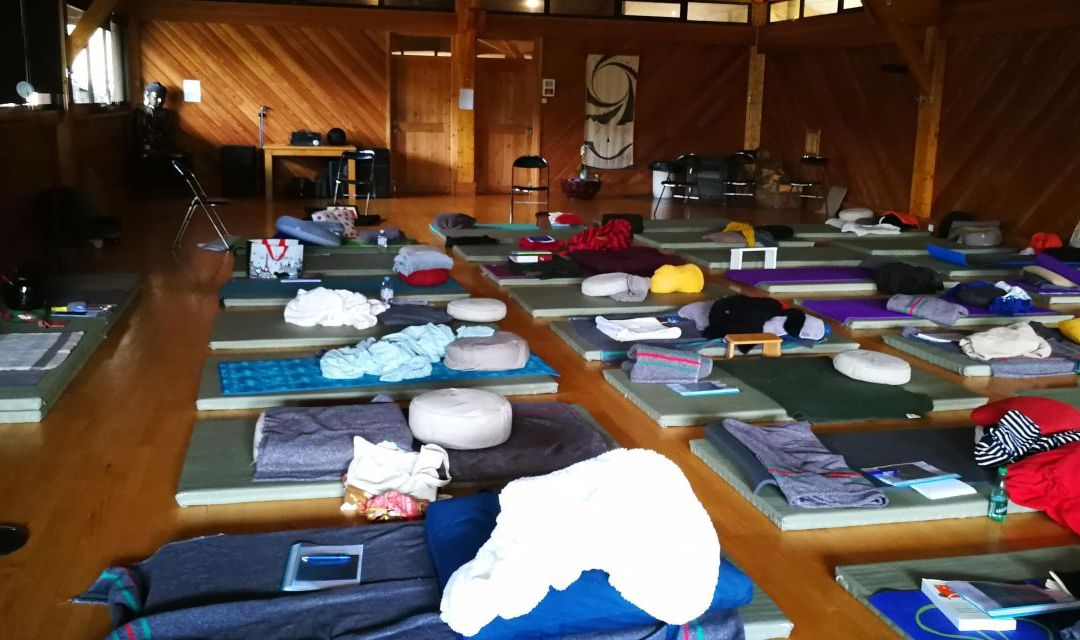 Sondage : Groupe de méditation de chez soi.