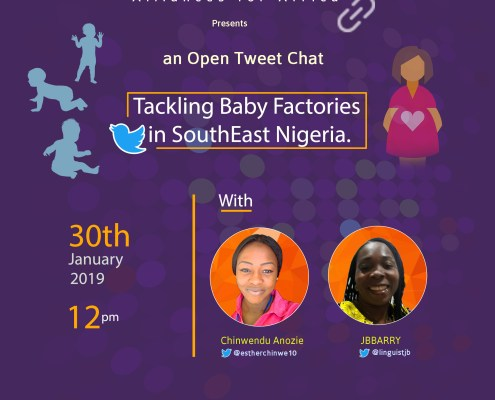 Baby factory in South East Nigeria