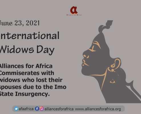 International widow's day 2021