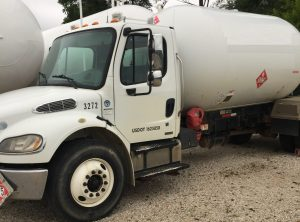 Used propane bobtail for sale