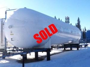42,000 gallon propane tank