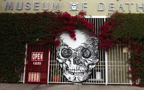 Weird LA Museums - Museum of Death