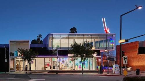 Weird LA Museums - Museum of Neon Art