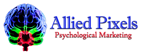 Allied Pixels Psychological Marketing Logo