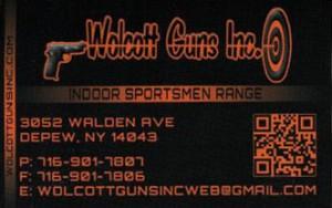 Allied thanks Wolcott Range for sponsoring the ATA Shoots.
