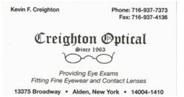 Creighton Optical