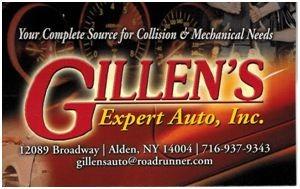 Gillen's Auto