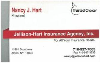 Nancy J Hart