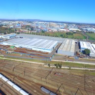 Allied Steelrode and ASSM Aerial Photo Shoot 2