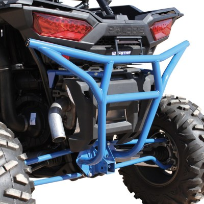 Allied Powersports Dragonfire RacePace Rear Smash Bumper for Polaris RZR 05