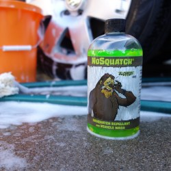 Crapngunk NoSquatch Vehicle Wash Lifestyle