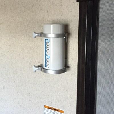 Allied Powersports Nitrous Power PowerPodz USB Power Pod Mounted 01