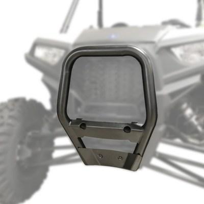 1014-BK Polaris RZR Front Bumper 01