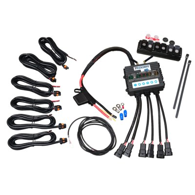 TRIGGER SIX SHOOTER Wireless Accessory Control System Hero 01