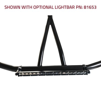 1002_Allied Powersports Front Intrusion Bar Fits Polaris RZR XP and XP4 - Front 02