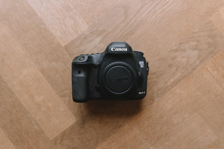 Canon 5D Mark III - Allie M. Taylor Photography Gear
