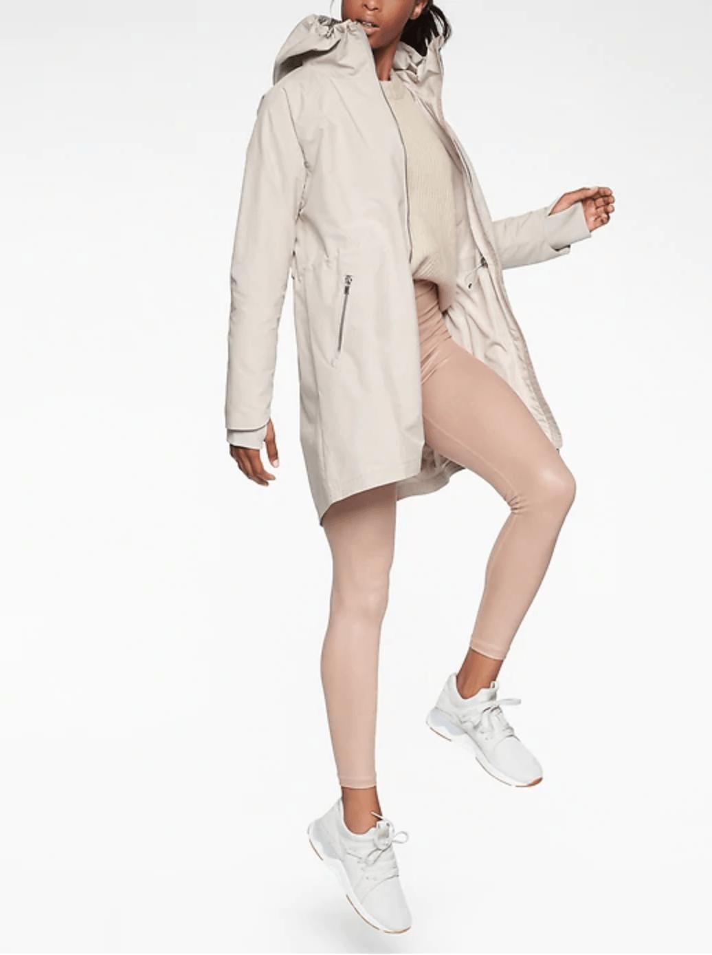 Athleta Womens Cloudburst Jacket