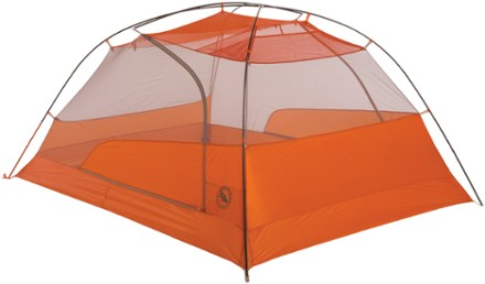 Big Agnes Tent Orange 3 person