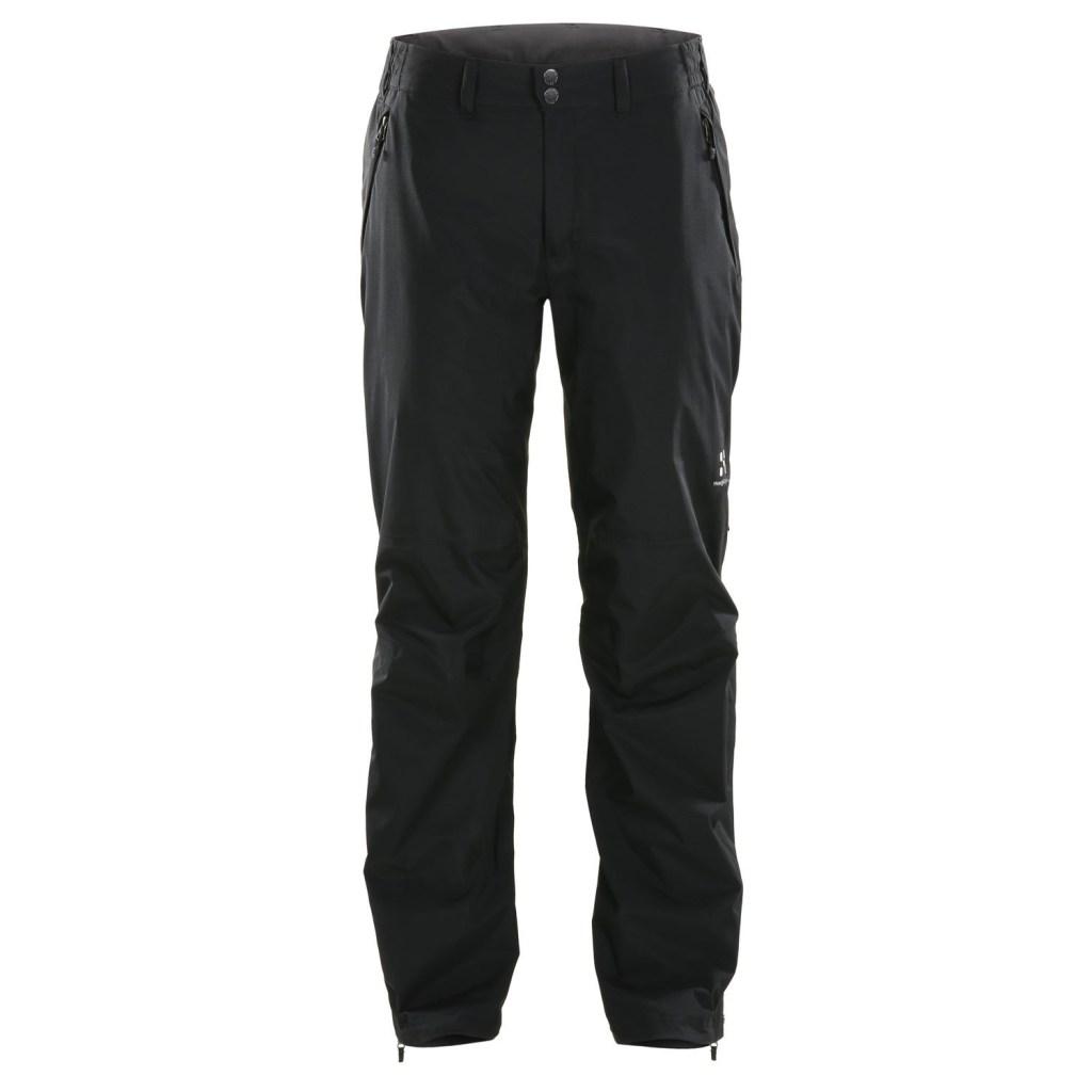 Black Waterproof Trekking Pants