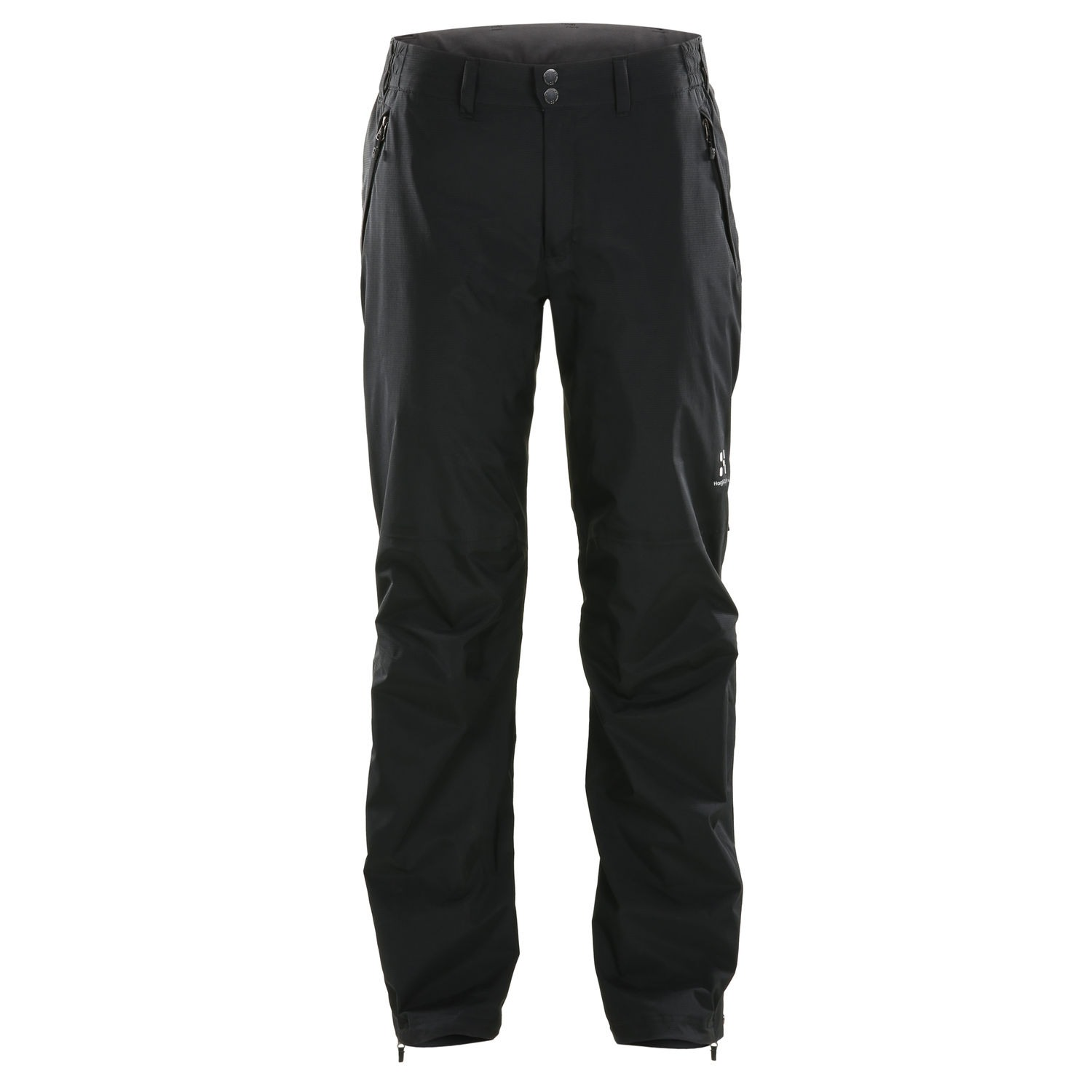 Black Waterproof Trekking Pants
